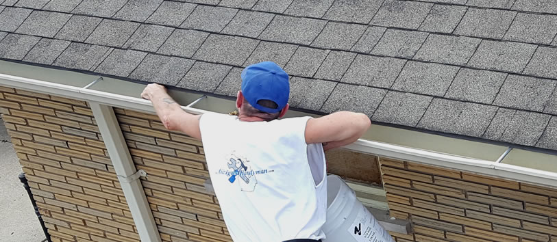 Grosse Pointe Woods Yearly Gutter Cleaning Michigan