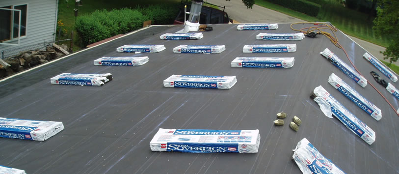 Auburn Hills New Roof Replacement
