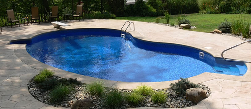 Addison Pool Tile Replacement & Resurfacing