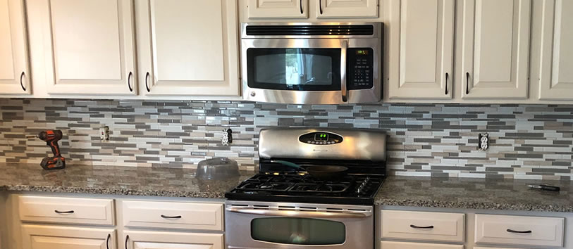 Canton Kitchen Backsplash Quote or Estimate