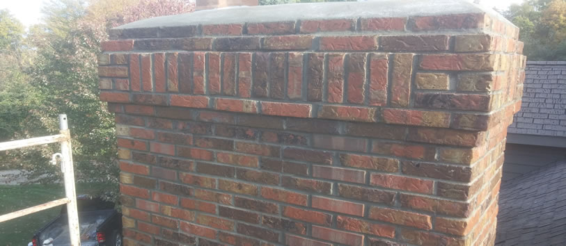 Rose Township Chimney Repair & Tuck Pointing